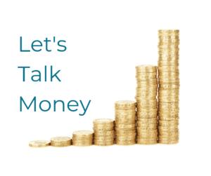Celebrants, let's talk about money