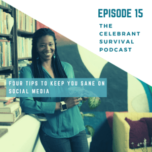 Four tips to keep you sane on social media